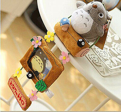 My Neighbor Totoro Plush Photo Picture Frame Brand New