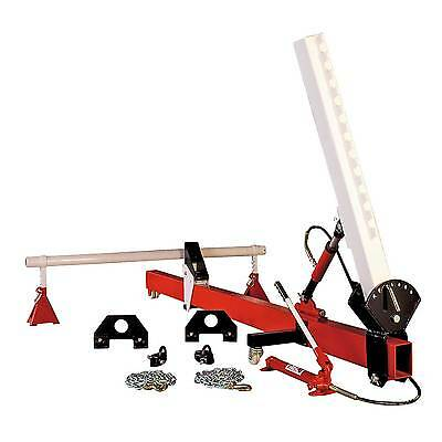Sealey Chassis Repair Straightener Kit 10 tonne With Variable Upright - DZRE92/C
