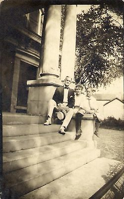 1900  POST CARD  LIKE A PICTURE  VERY OLD