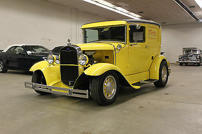 Ford : Model A 1931 FORD MODEL A CUSTOM DELIVERY * SUPER CLEAN !! * 1931 FORD MODEL A CUSTOM DELIVERY * 351 WINDSOR / C4 *