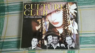 Culture Club - I Just Wanna Be Loved / Do You Really Want To Hurt Me (CD Single)