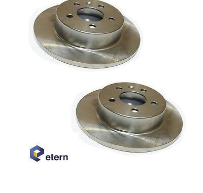 New REAR Disc Rotor for FORD Falcon EA2 EB ED XR6/8 90-94 - DR111B