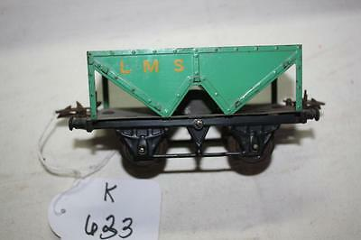 Hornby O Gauge   Wagon Complete Fair To  Good [ K633]