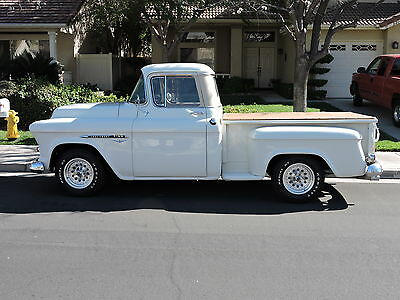 Chevrolet : Other Pickups Tan 1955 chevy 3100 pickup
