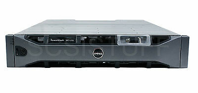 Dell PowerVault MD3220i 24 x 600Gb 15K ISCSI storage network array 2x controller