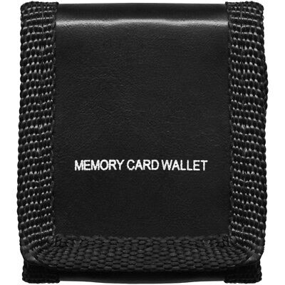 CF CompactFlash SD SDHC Memory Card Storage Wallet Case