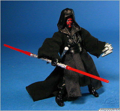 Darth Maul Tatooine Sith Lord VC86 2012 VINTAGE Collection Star Wars TVC ..LOOSE