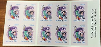 2007 signs of the zodiac Scorpio  stamps  (MUH)