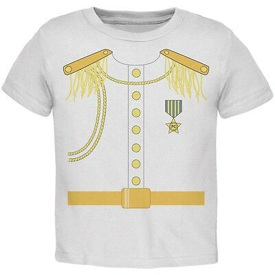 Prince Charming Costume White Toddler T-Shirt
