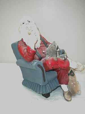 the legend of santa claus collection by united designs 1986 deer and raccoon