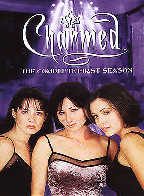 Charmed - The Complete First Season (DVD, 2005, 6-Disc Set)