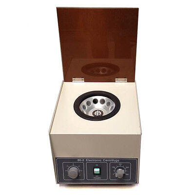 Electric Centrifuge Lab Medical Practice 4000 Rpm 20Ml X 12 Tube