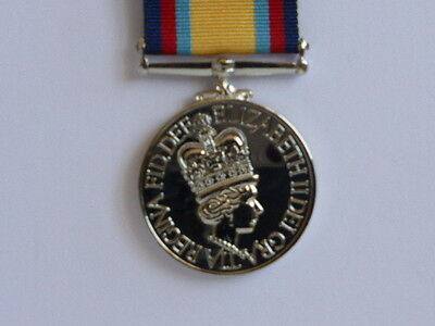 Medals - Gulf War Medal 1990-91 - No Clasp - Full Size