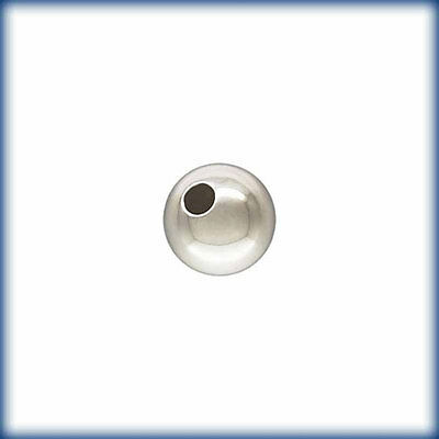Sterling Silver Beads,8mm Silver Beads, 10 PCS, Round Sterling Silver Beads,