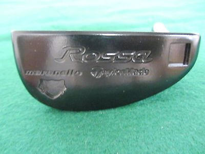 TOUR ISSUE* Taylormade Rossa TP MARANELLO Putter HEAD - Red Face