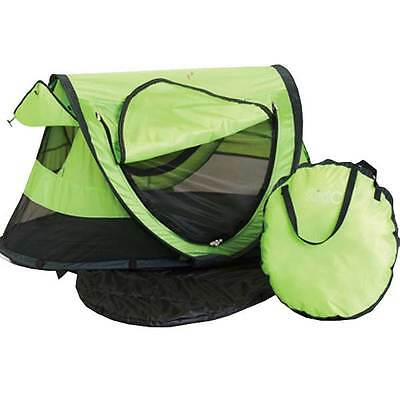 PeaPod Plus Travel Bed in Kiwi by Kidco