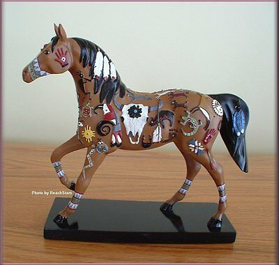 Wie-Tou Figurine 2E 2781 By Trail Of Painted Ponies Free U.s. Shipping