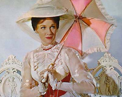 Julie Andrews Mary Poppins 8x10 Photo 002
