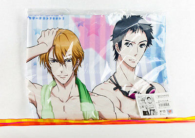 AUTHENTIC Brothers Conflict Blanket Natsume Subaru Asahina New Storm Anime