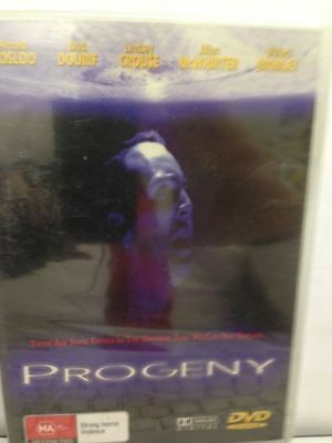 Progeny Arnold Vosloo Jillian Mc Whirter new sealed region 4 dvd Perth