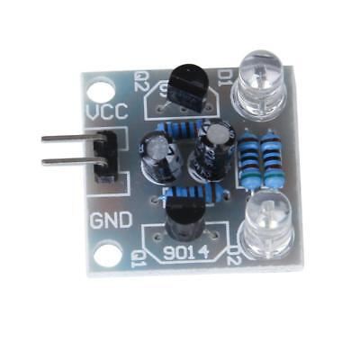 1Pcs 2-Led Simple Flash Circuit Module Board Electronic Production Kit for DIY