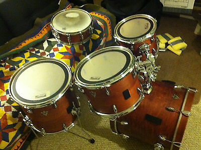 Precision Drum Co. New York Compact Jazz Kit With Cases