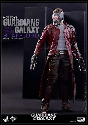 Hot Toys 1/6 MMS255 Guardians of the Galaxy: Star-Lord IN STOCK