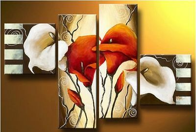 MODERN ABSTRACT HUGE CANVAS ART OIL PAINTING(No Frame)