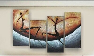 Hot Sell MODERN ABSTRACT HUGE WALL ART OIL PAINTING ON CANVAS(No frame)