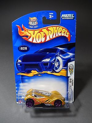 2003 Hot Wheels First Editions SINISTRA #16 out of 42