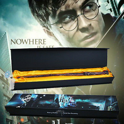 Gryffindor Harry Potter Magical Wand Replica Accessory With Box Hot Xmas Gift