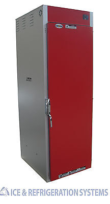 Cozoc 18 Tray Commercial Roll-In Heated Cabinet Holding Cabinet Heater Hpc7102