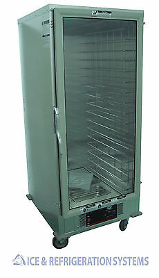 Cozoc 17 Pan Commercial Full Size  Proofer Cabinet, Non-Insulated  Hpc7011Donut