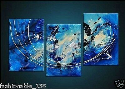 HUGE MODERN ABSTRACT WALL DECOR ART CANVAS OIL PAINTING(no framed)