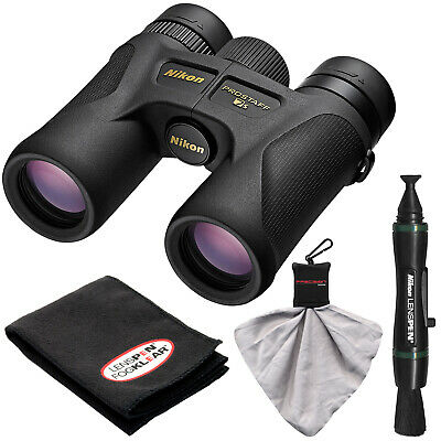 Nikon Prostaff 7S 10x42 ATB Waterproof/Fogproof Binoculars w/ Case +Cleaning Kit