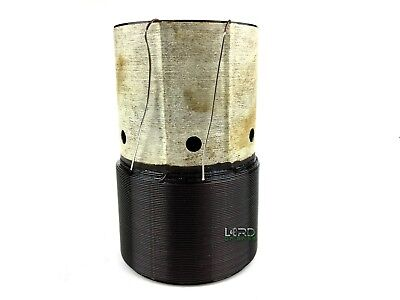 "2.5"" Dual 2 ohm Voice Coil   Subwoofer Speaker Parts FLD2"