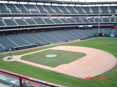 Four (4) Tickets w/ Parking Pass - NEW YORK METS at TEXAS RANGERS - Friday 4/3