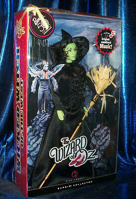 -$5.00 SALE! 2008 THE WIZARD OF OZ - WICKED WITCH OF THE WEST - [NRFB]