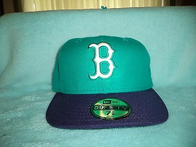 """Boston Red Sox Hat Limited Edition by """" New Era """" 7 1/4"""