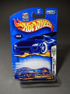 2003 Hot Wheels First Editions GROUND FX  #37 out of 42