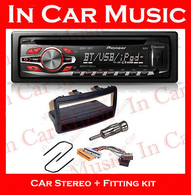 Ford Focus Car Stereo Kit with Pioneer Radio Bluetooth CD Player MP3 USB Aux-in