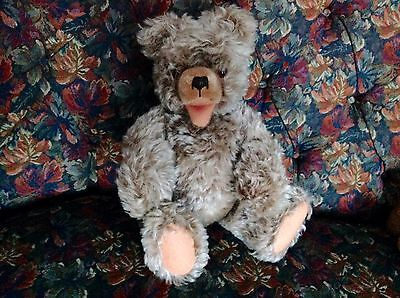 Vintage or Antique  Hermann Zotty Teddy Bear--No Tag or Button