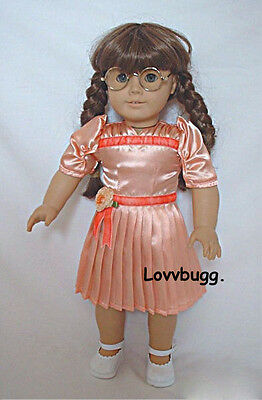 """Forties Recital Dress for 18"""" American Girl Doll Molly Clothes Cool Selection!"""