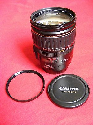 Canon Zoom EF 28-135mm Lens 1:3.5-5.6 IS  Image Stabilizer Ultrasonic