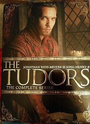 The Tudors: The Complete Series (DVD) NEW SEALED