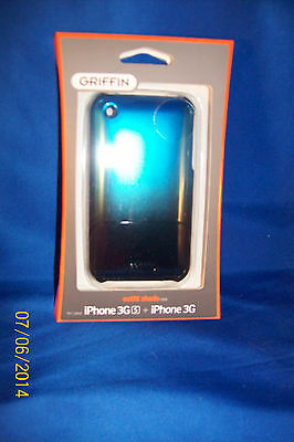 Griffin Outfit Shade Phone Case Apple iPhone 3G/3GS, Blue Wholesale LOT of 48