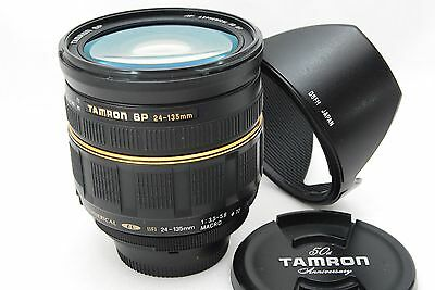 Tamron SP 24-135mm F/3.5-5.6 [IF] MACRO for Nikon 190D Ex From Japan #1806
