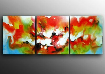 Original Oil Painting on Canvas Modern Contemporary Deco Wall Art