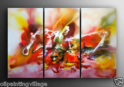 OIL PAINTING HUGE CONTEMPORARY MODERN ABSTRACT ART GALLERY CANVAS