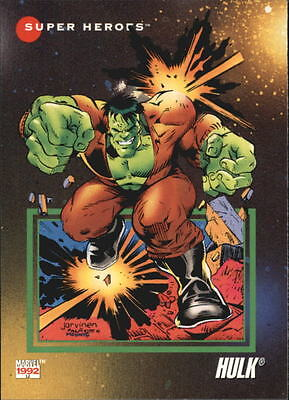 1992 Marvel Universe III #13 Hulk - NM-MT